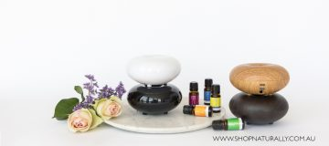 New - diffusers from The Aromatherapist