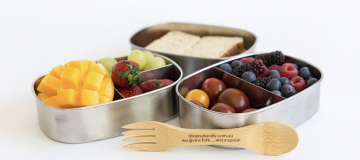 Ever Eco snack bento - now avail in 3 configurations