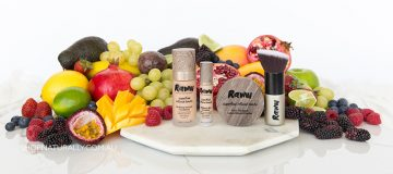 The Raww Cosmetics Skin Care Regime