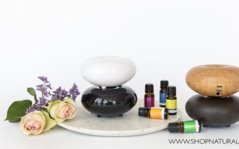 New – diffusers from The Aromatherapist