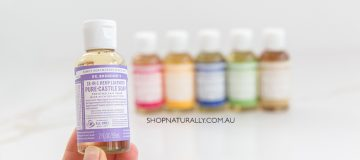 9 ways to use Dr Bronner's Castile Soap in the bathroom