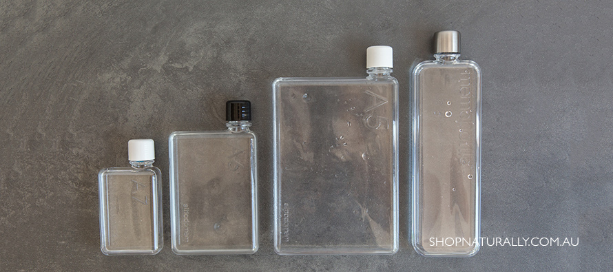 Memobottle - 2 new sizes available