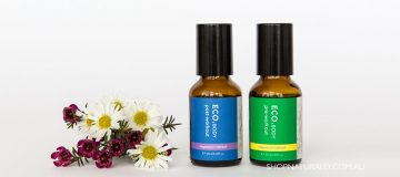 New Eco Body - magnesium chloride and essential oil roller balls