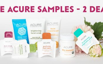 FREE Acure Lucky Dip Deals – qualify for both