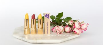 New - Honey Butter Lip Balm by Beauty and the Bees