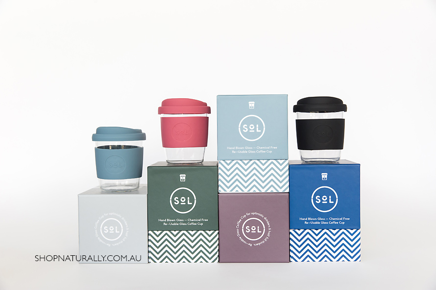 sol reusable coffee cup