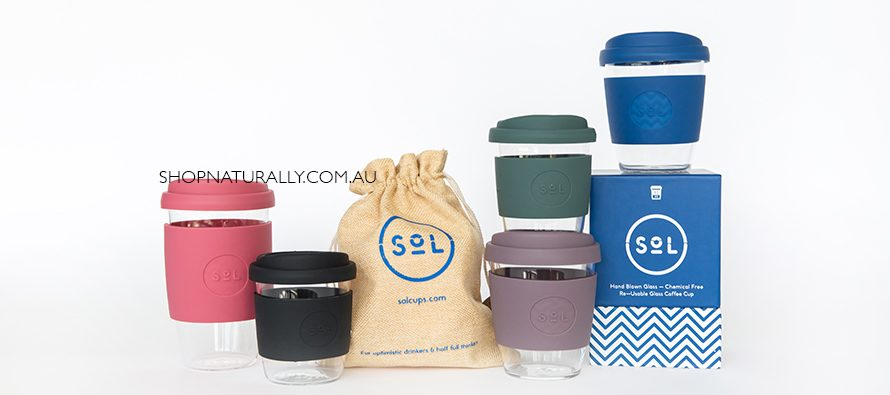 Sol coffee cups – now in stock
