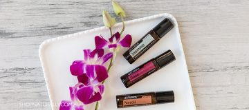 New items in the doTERRA essential oils range