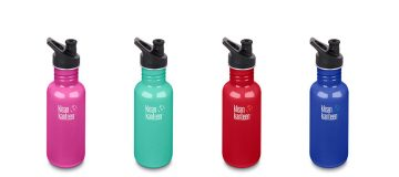 Klean Kanteen - new colours available.