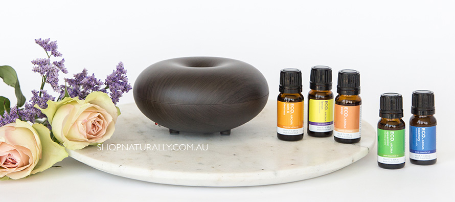 A closer look at the bestselling Australian essential oil blends from Eco Aroma