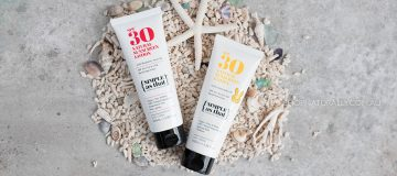 NEW Simple As That Sunscreen for Delicate Skin & Children