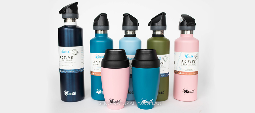 Why the new Cheeki Active bottle is THE choice for Back To School for any age