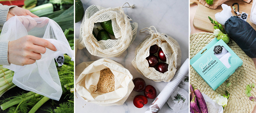 Your Guide to choosing the right Ever Eco Reusable Produce Bags