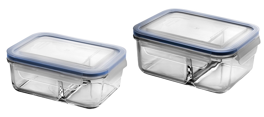 Introducing the glass bento box from Glasslock