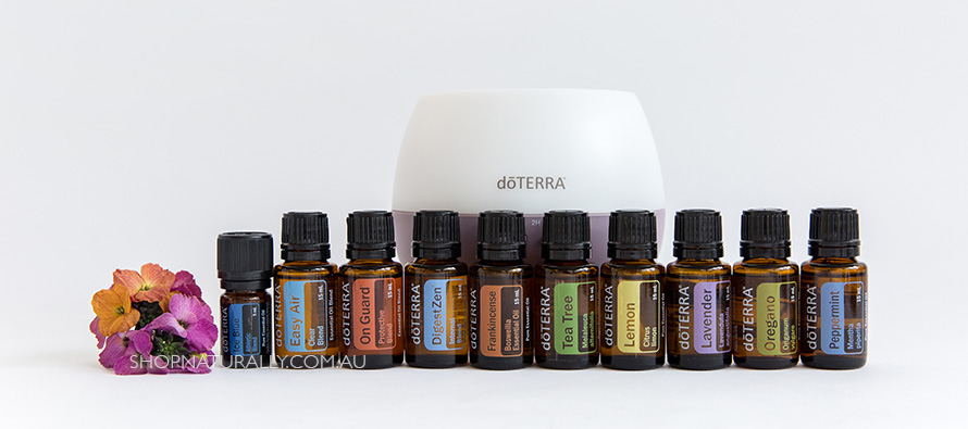 20% off the most popular essential oils kit in April & May 2019