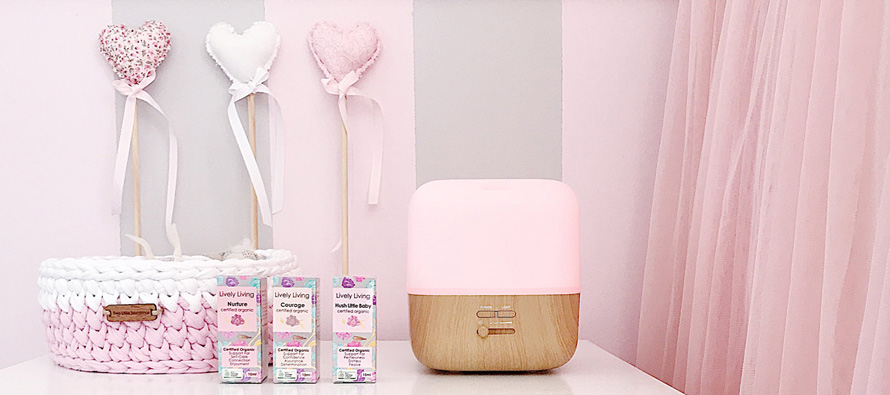 Lively Living Aroma Diffusers with timers