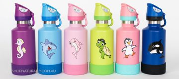 Introducing the Cheeki Kids Water Bottle range