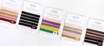 Why the planet loves Kooshoo plastic free hair ties