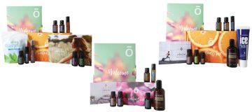 Introducing 3 new Wellness Boxes from doTERRA