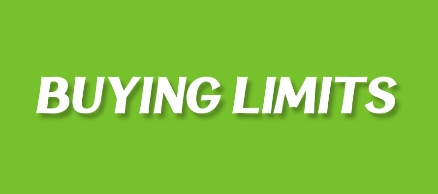 Buying Limits