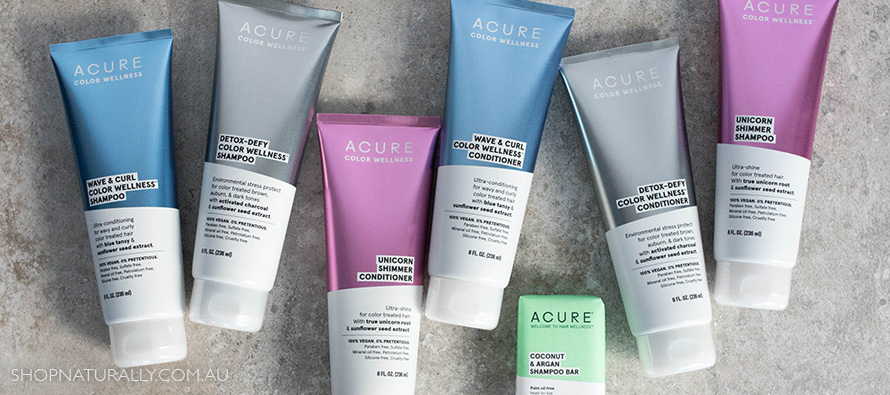 Introducing the Colour Wellness range from Acure Organics