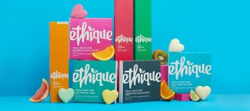 Ethique Shampoo Arrives