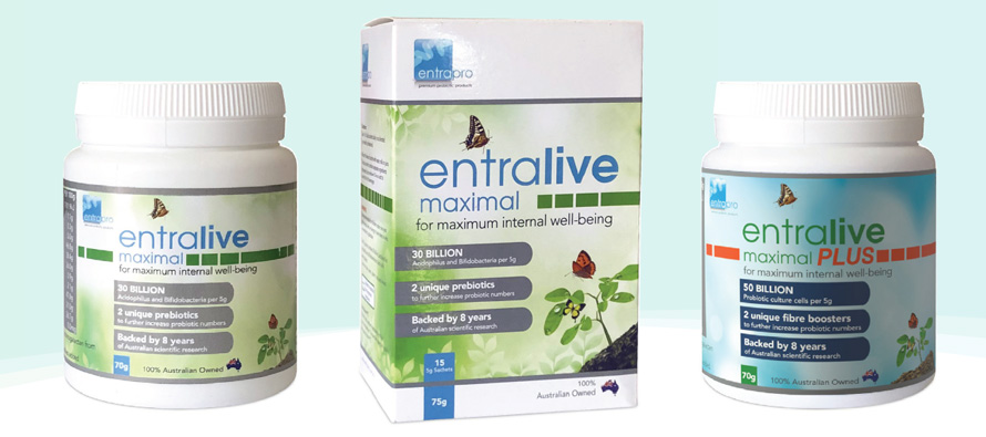 The research behind EntraPro Entralive Maximal Probiotic