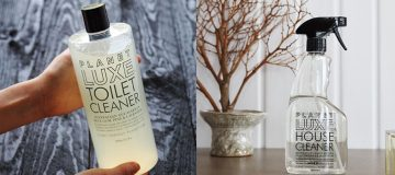 Introducing Planet Luxe Cleaning Products
