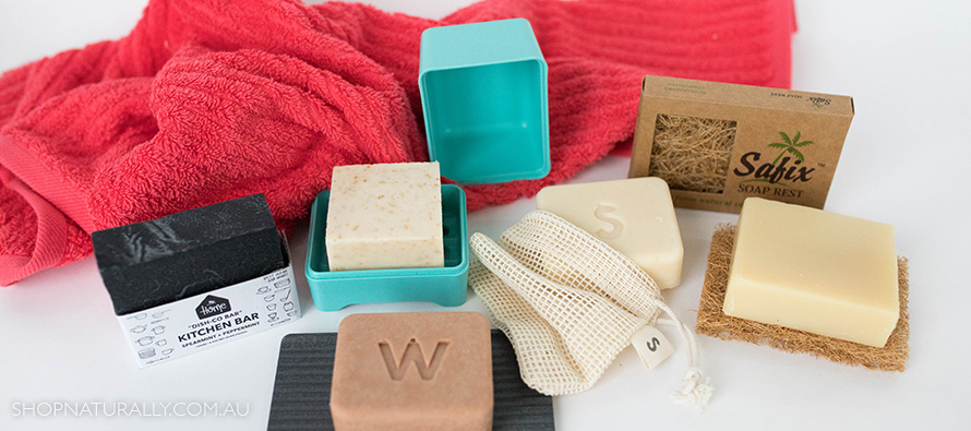 How to protect and store your soap and shampoo bars