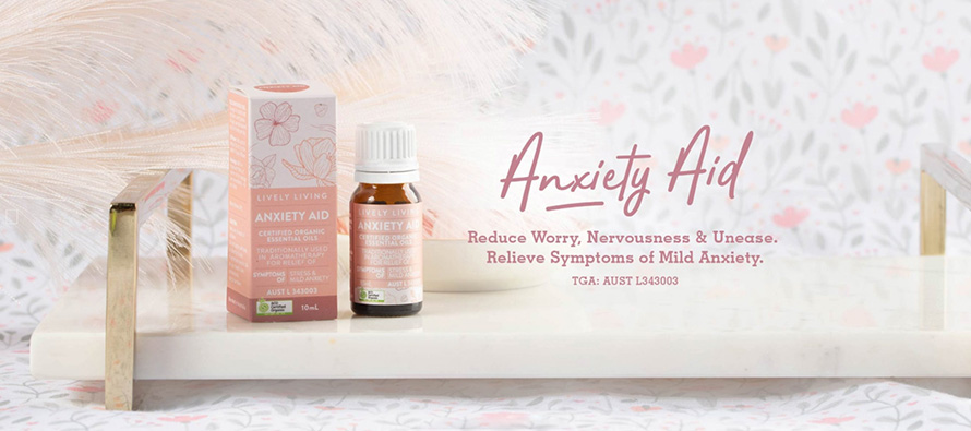 Essential Oils for Anxiety - TGA Approved
